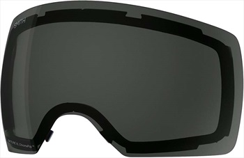 Smith Skyline XL Snowboard/Ski Goggle Spare Lens, Chromapop Sun Black