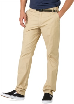 "Burton Ridge Slim Straight Pant, 32"" Safari"