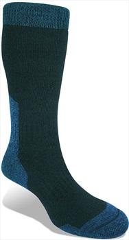 Bridgedale Explorer Heavyweight Men's Hiking Socks, M Navy