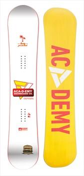 Academy Propaganda Zero Camber Snowboard, 146cm 2020