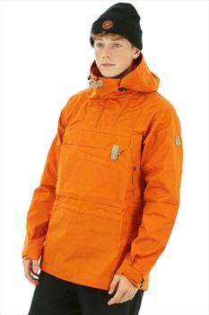 Sasta Katmai Men's Anorak, S Orange