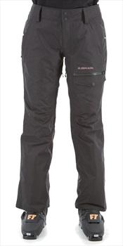 Armada Kiska Gore-Tex Insulated Womens Snowboarding/Ski Pants, S Black