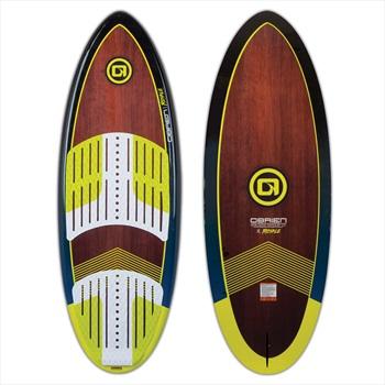 "O'Brien Royale Cruiser Style Wakesurfer, 63"" Brown 2020"