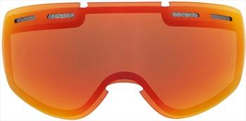 Sontimer H-Bomb LTD Ski/Snowboard Goggles Spare Lens, One Size, Lava