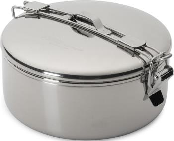 MSR Alpine StowAway Pot Stainless Steel Camp Cookware, 775ml Silver