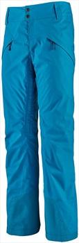 Patagonia Snowshot Regular Snowboard/Ski Pants, L Balkan Blue