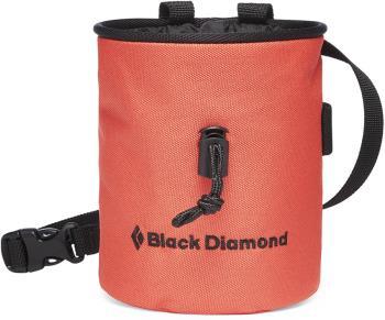 Black Diamond Mojo Rock Climbing Chalk Bag, S/M Coral