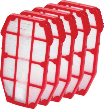 Lifesystems Refill Cartridge Pack Insect Killer Unit Filters, 5pc