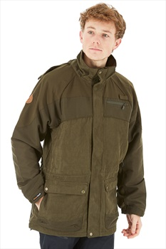 Pinewood Prestwick Exclusive Waterproof Jacket, M Mossgreen