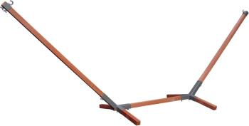 Bo-Camp Solid Wood Hammock Frame Stand Universal Support, Brown