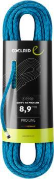Edelrid Swift 48 Pro Dry 8.9mm Climbing Rope, 40m Icemint