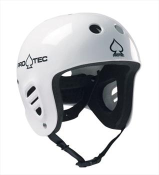 Pro-tec Classic Full Cut Watersports Helmet, L Gloss White
