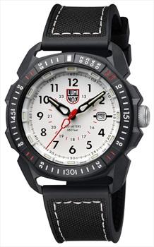 Luminox ICE-SAR Arctic 1000 Series Wrist Watch, OS Silver/Black
