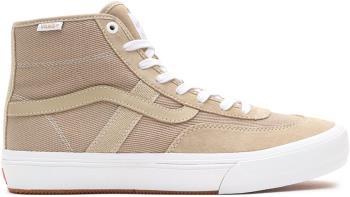 Vans Crockett High Pro Skate Shoes, UK 12 Incense/White