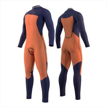 Mystic Marshall 5/3 Front Zip Full-suit Wetsuit, MT Black