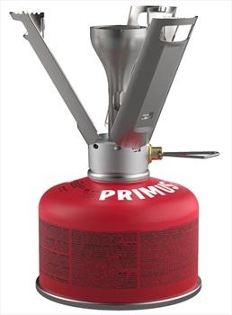 Primus Fire Stick Stove Ultra Compact Camping Stove, Silver