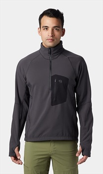 Mountain Hardwear Adult Unisex Keele Technical Pullover, L Void