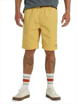Burton Clingman Lightweight Hiking/Board Shorts, L Ochre