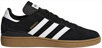 Adidas Busenitz Men's Trainers Skate Shoes, UK 8.5 Black/White/Gold