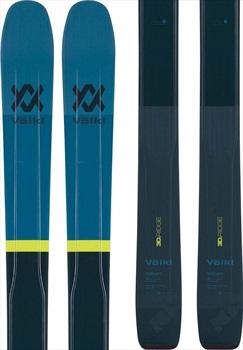 Volkl 100Eight Ski Only Skis, 181cm Black/Blue 2020