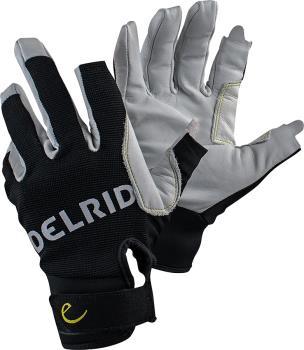 Edelrid Work Glove Close, Rock Climbing Gloves, L Snow