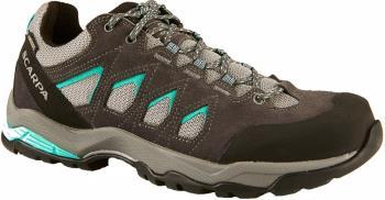 Scarpa Moraine GTX Women's Approach Shoe, UK 7 1/4, EU 41 Grey/Green
