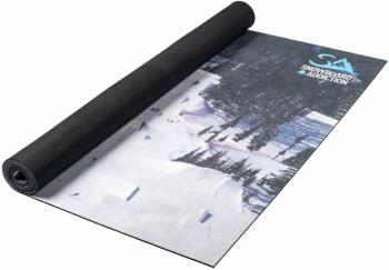 Snowboard Addiction Training Mat Home Training/Practice Mat, Os