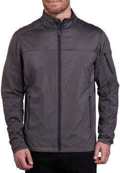 Kuhl Adult Unisex The One Windproof Insulated Jacket, M Carbon