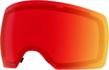 Smith Skyline XL Snowboard/Ski Goggle Spare Lens, Photochromic Red