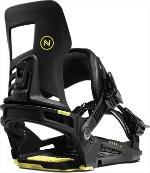 Nidecker Muon-X Snowboard Bindings, Xl Black 2021