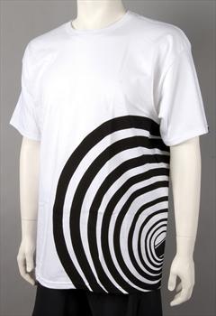 Liquid Force 40 Strokes T Shirt Small White