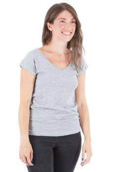 Haglofs Womens Camp Women's T-Shirt, M Grey Melange