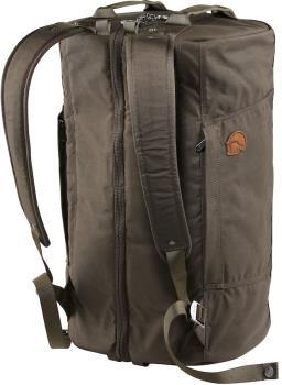 Fjallraven Splitpack Duffel Bag/Travel Backpack, 35L Dark Olive