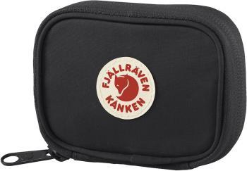 Fjallraven Kanken Card Wallet Cards & Cash Travel Wallet, Black