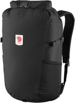 Fjallraven Ulvö Rolltop 23 Waterproof Daypack/Backpack 23L Black