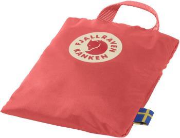 Fjallraven Kanken Mini Backpack Rain Cover, 7L Peach Pink