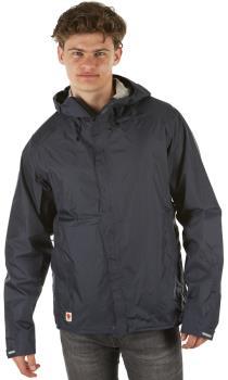 Fjallraven High Coast Hydratic Men's Waterproof Jacket, L Navy