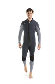 Jobe Toronto 2mm Long John and Jacket Wetsuit Package, M Grey 2021