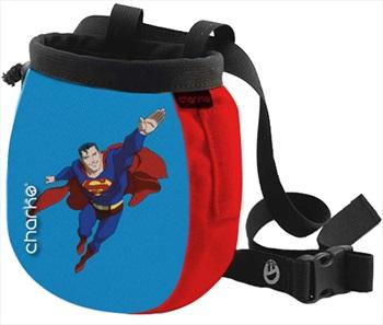 Charko Pera Rock Climbing Chalk Bag, Regular Superman