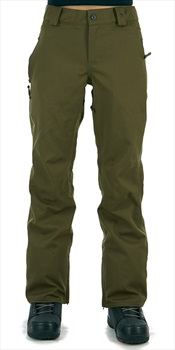 thirtytwo Lana Women's Snowboard/Ski Pants, M Army 2020
