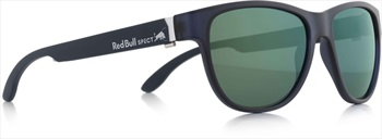 Red Bull Spect Wing 3 Smoke Polarised Sunglasses, Matte Blue