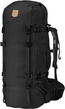 Fjallraven Kajka 75 Trekking Backpack, 75L Black