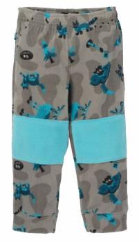 Burton Child Unisex Kid's Spark Fleece Pant, 4t Hide N' Seek