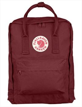 Fjallraven Kanken Day Pack/Backpack, 16L Ox Red