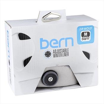 Bern Women's Winter Helmet Liner M/L Zip Mold