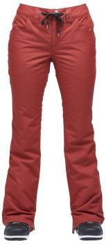 Airblaster Insulated Fancy Women's Ski/Snowboard Pants, M Oxblood