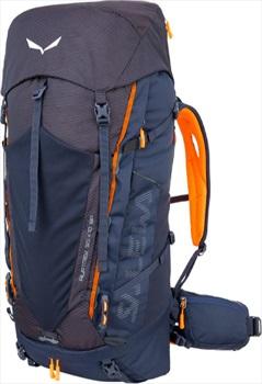 Salewa ALPTREK 55 Trekking Rucksack, 55+10L Premium Navy