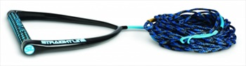 Straight Line Orbit | Static Wakeboard Handle Line Combo, 65' Blu 2021