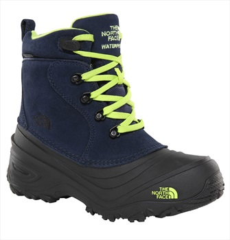 The North Face Youth Chilkat Lace II Kid's Boots, UK 1 Black