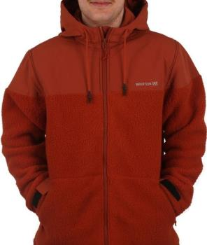 Brixton Adult Unisex Olympus At Water Repellent Jacket, L Picante